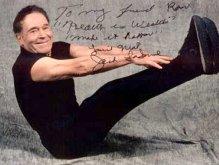 Джек Лалэйн - крестный отец фитнеса