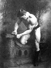 Георг Гаккеншмидт - величайший атлет