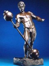 Евгений Сандов - статуэтка
