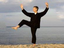 Китайская гимнастика тай-чи