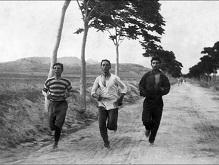 История марафона