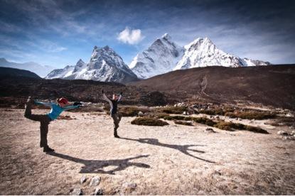 Йога-туры и путешествия: Гималаи